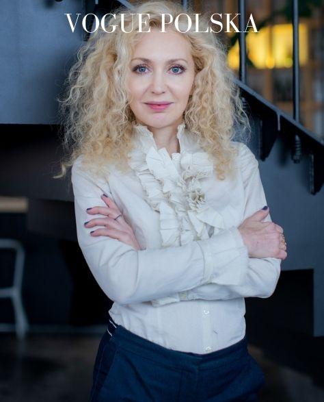 Wywiad dla Vogue Polska